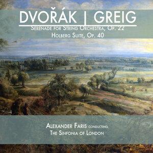 Alexander Faris & The Sinfonia of London 歌手頭像