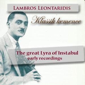 Lambros Leontaridis 歌手頭像