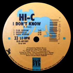 Hi-C 歌手頭像