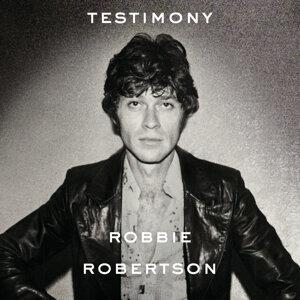 Robbie Robertson 歌手頭像