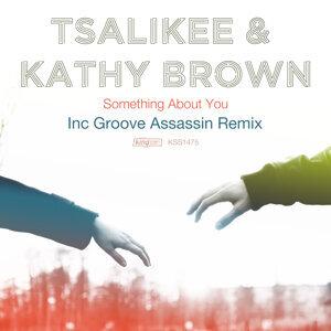 Tsalikee & Kathy Brown 歌手頭像