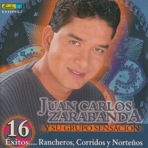 Juan Carlos Zarabanda y Su Grupo Sensación 歌手頭像