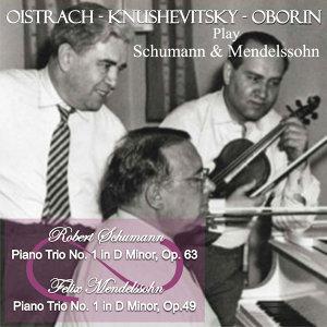David Oistrach, Sviatoslav Knushevitsky & Lev Oborin 歌手頭像
