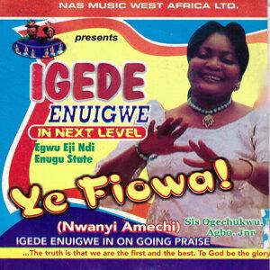 Sis Ogechukwu N. Agbo Jnr. 歌手頭像