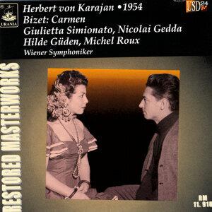 Giulietta Simionato  Nicolai Gedda  Hilde Guden 歌手頭像