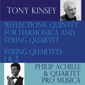 Philip Achille & Quartet Pro Musica 歌手頭像