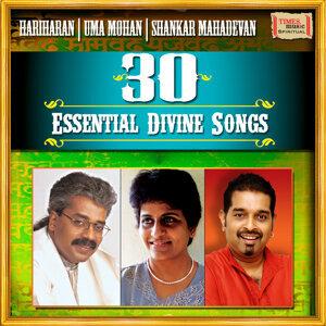 Shankar Mahedevan, Uma Mohan, Hariharan 歌手頭像