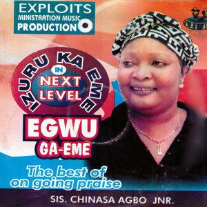 Sis. Chinasa Agbo Jnr. 歌手頭像