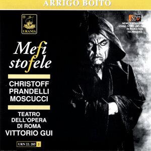 Boris Christoff| Giacinto Prandelli| Orietta Moscucci 歌手頭像