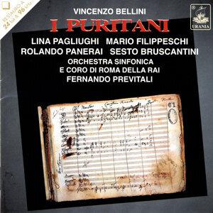 Franco Calabrese| Sesto Bruscantini| Mario Filippeschi 歌手頭像