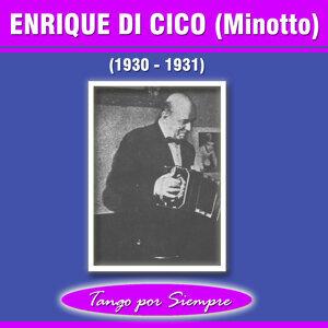 """Enrique Di Cico """"Minotto"""" 歌手頭像"""