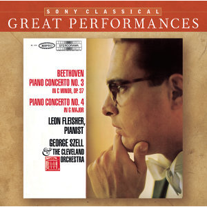 Leon Fleisher, The Cleveland Orchestra, George Szell 歌手頭像