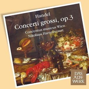 Nikolaus Harnoncourt & Concentus musicus Wien 歌手頭像