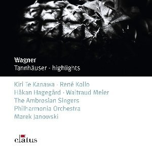 Kiri Te Kanawa, Marek Janowski & Philharmonia Orchestra 歌手頭像