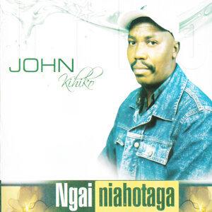 John Kihiko 歌手頭像