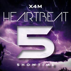 X4M 歌手頭像