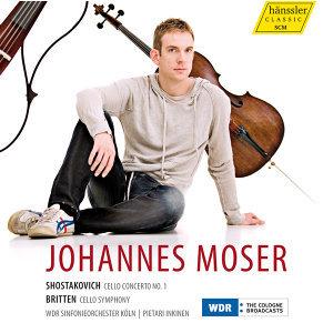 莫瑟 (大提琴)+恩肯能 (指揮 科隆西德廣播交響樂團) 歌手頭像