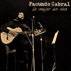 Facundo Cabral 歌手頭像