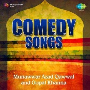 Munawwar Azad Qawwal, Gopal Khanna 歌手頭像