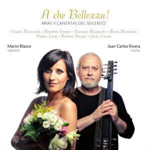 Mariví Blasco y Juan Carlos Rivera 歌手頭像