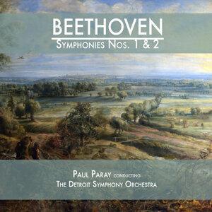 Paul Paray & The Detroit Symphony Orchestra 歌手頭像