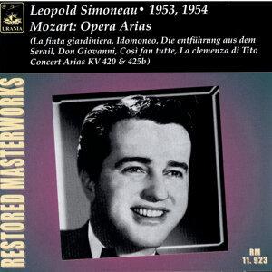 Leopold Simoneau| Peirrette Alaire 歌手頭像
