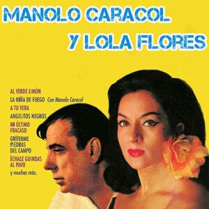 Manolo Caracol y Lola Flores 歌手頭像