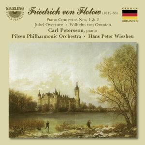 Pilsen Philharmonic Orchestra, Carl Petersson 歌手頭像