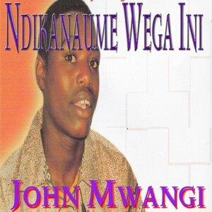 John Mwangi 歌手頭像