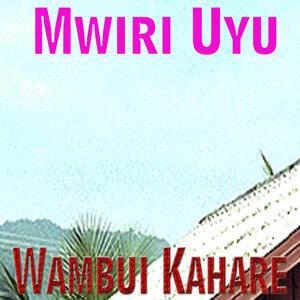 Wambui Kahare 歌手頭像