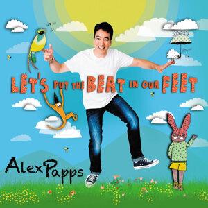Alex Papps 歌手頭像