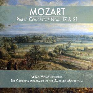 Geza Anda & The Camerata Academica of the Salzburg Mozarteum 歌手頭像