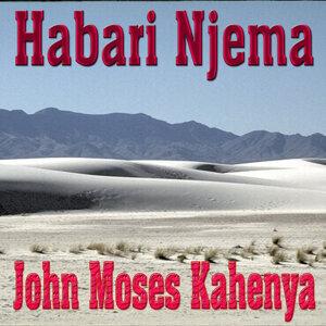 John Moses Kahenya 歌手頭像