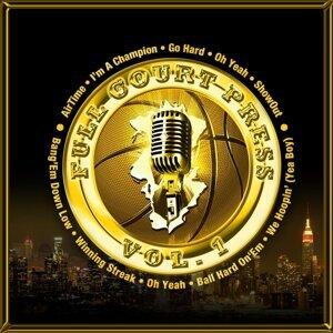 Full Court Press, Vol. 1 feat. Sean Garrett, Future, Lou Williams, & Rocko 歌手頭像