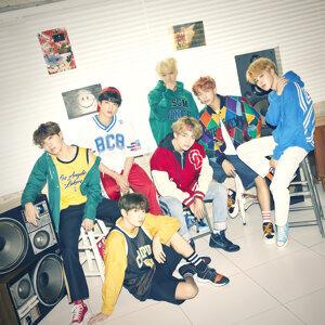 BTS防彈少年團 (BANGTAN BOYS)
