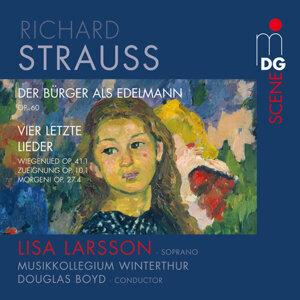 Lisa Larsson, Musikkollegium Winterthur, Douglas Boyd 歌手頭像