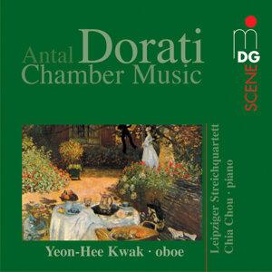 Yeon-Hee Kwak, Chia Chou, Leipziger Streichquartett 歌手頭像