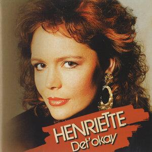 Henriette 歌手頭像