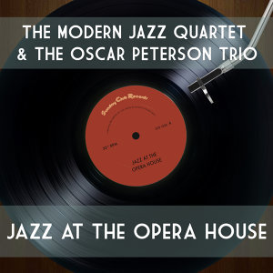 The Modern Jazz Quartet & The Oscar Peterson Trio 歌手頭像