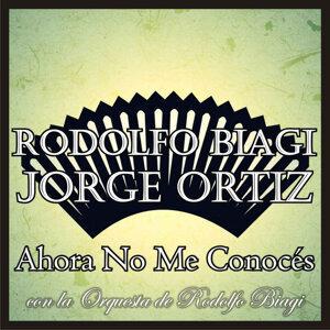 Rodolfo Biagi y Jorge Ortiz 歌手頭像