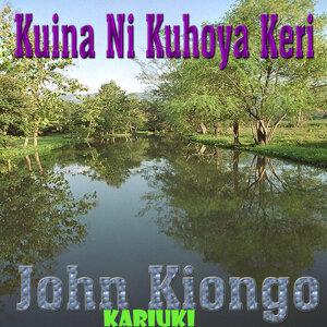 John Kiongo Kariuki 歌手頭像
