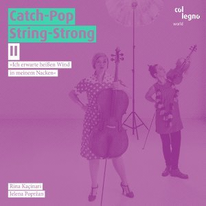 Catch-Pop String-Strong 歌手頭像
