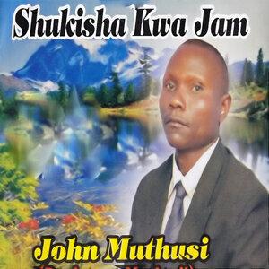John Muthusi 歌手頭像