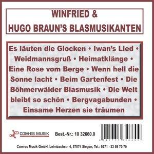 Winfried & Hugo Braun's Blasmusikanten 歌手頭像