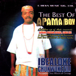 Ibealoke Chukwukezili 歌手頭像