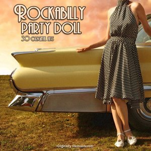 Rockabilly Party Doll