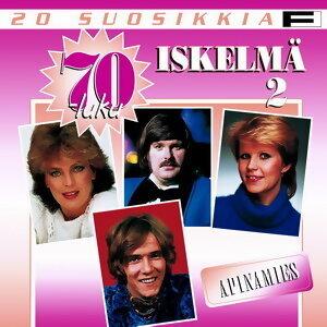 20 Suosikkia / 70-luku / Iskelma 2 / Apinamies 歌手頭像