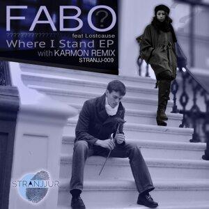 Fabo 歌手頭像