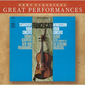 New York Philharmonic, The Cleveland Orchestra, Zino Francescatti 歌手頭像
