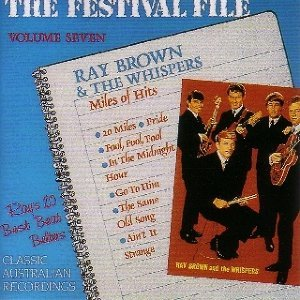 Ray Brown And The Whispers